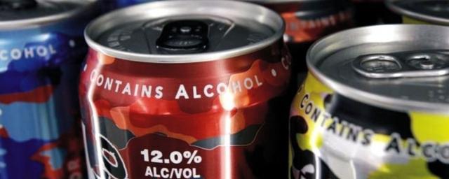 В России вступил в силу закон о запрете слабоалкогольных энергетиков