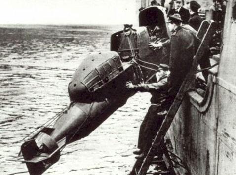 «Люди-торпеды» во Второй мировой под командованием «Черного принца»
