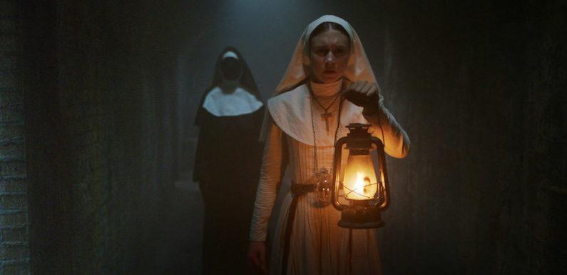 Хоррор «Монахиня» бьет рекорды в американском прокате