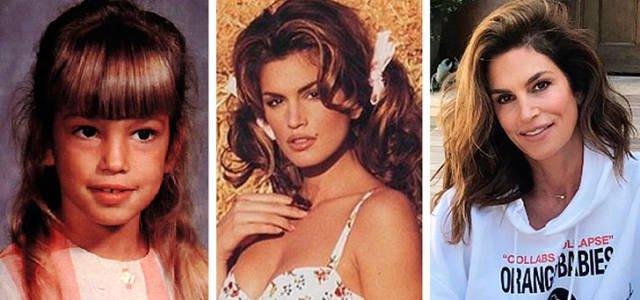Как с возрастом менялись женщины-знаменитости