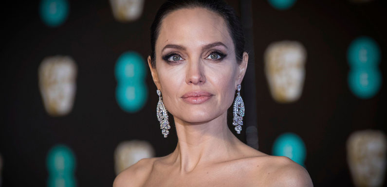 Анджелина Джоли снимется в кровавом триллере