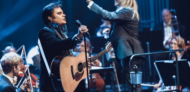Оркестр Силантьева представит трибьюты The Beatles и Elvis Presley