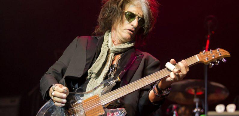 Гитариста Aerosmith госпитализировали после концерта