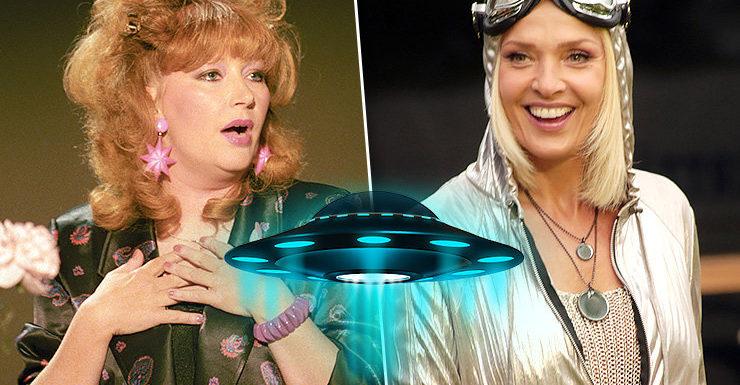 Знаменитости, которые видели НЛО